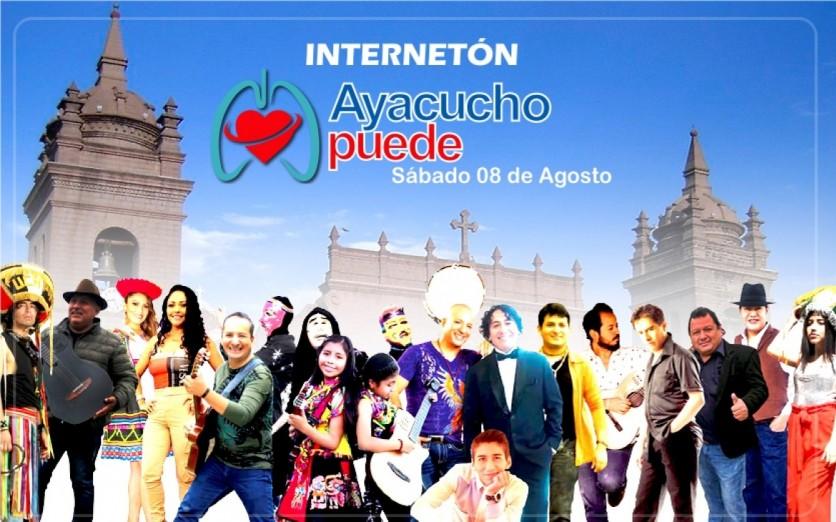 INTERNETON  - AYACUCHO PUEDE