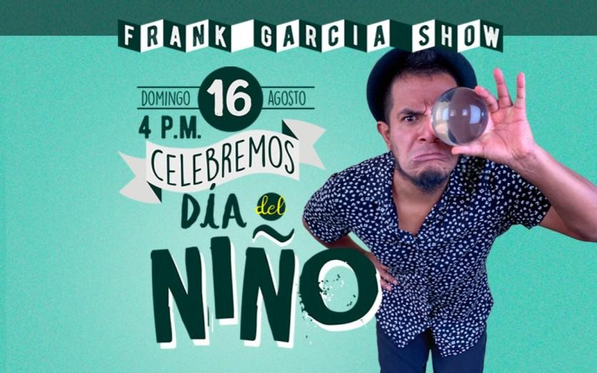 Día del niño con Frank García Show