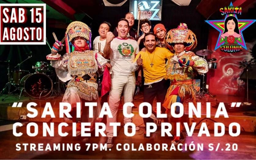 Sarita Colonia - Concierto Privado