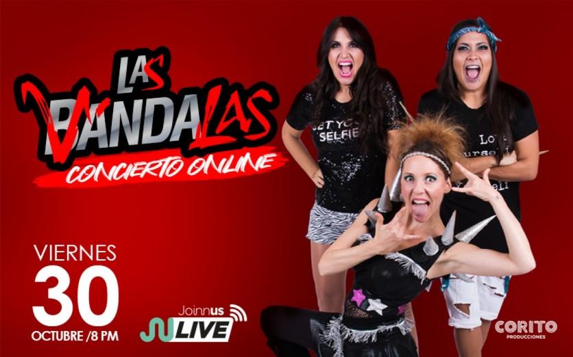 LAS BANDALAS - Concierto Online