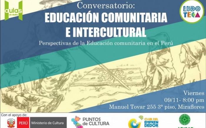 Conversatorio Educacion Comunitaria E Intercultural Joinnus