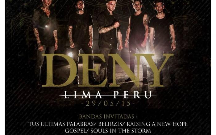 Deny en Lima