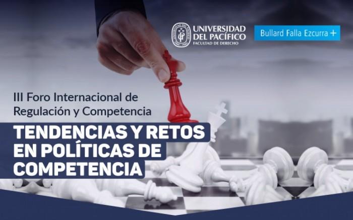 III Foro de Regulación y competencia