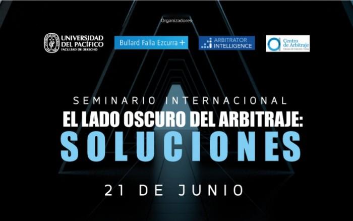 El lado oscuro del arbitraje: Soluciones