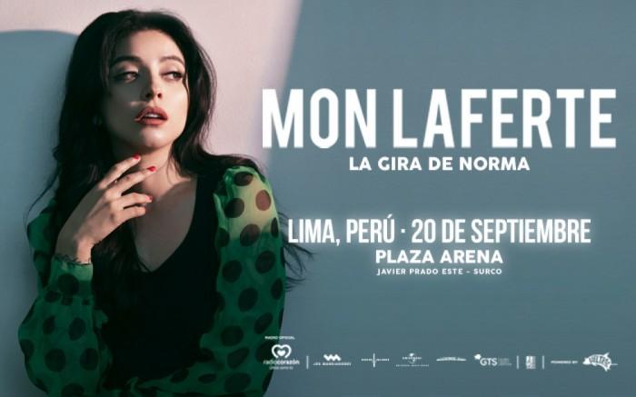 Mon Laferte en Lima 2019