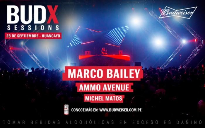 BudX Sessions Huancayo
