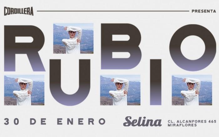 Rubio en Lima #Cordillera2020