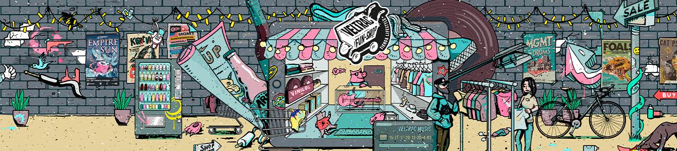 Veltrac Fun Shop
