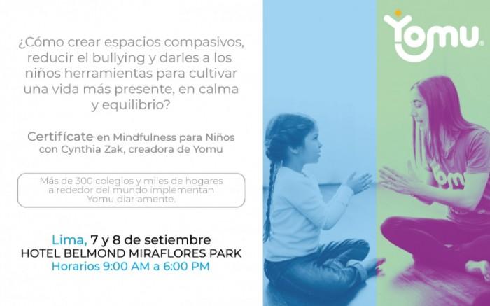 Yomu: Mindfulness para niños en Lima