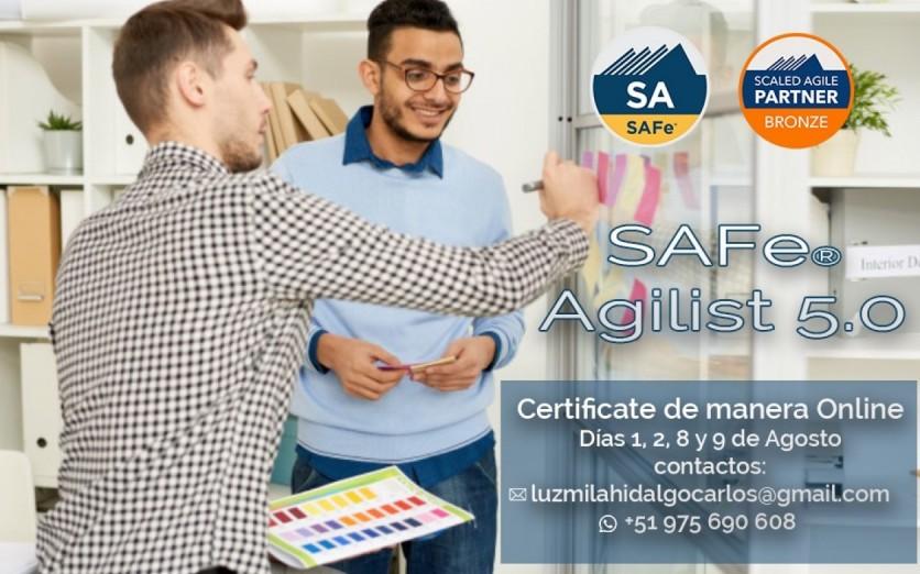 Curso Online de Certificación en SAFe SA