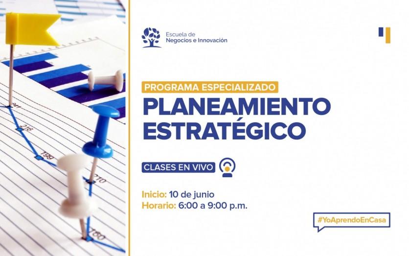 Planeamiento Estratégico | Programa Especializado