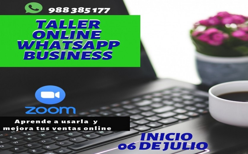 Taller de Whatsapp Business