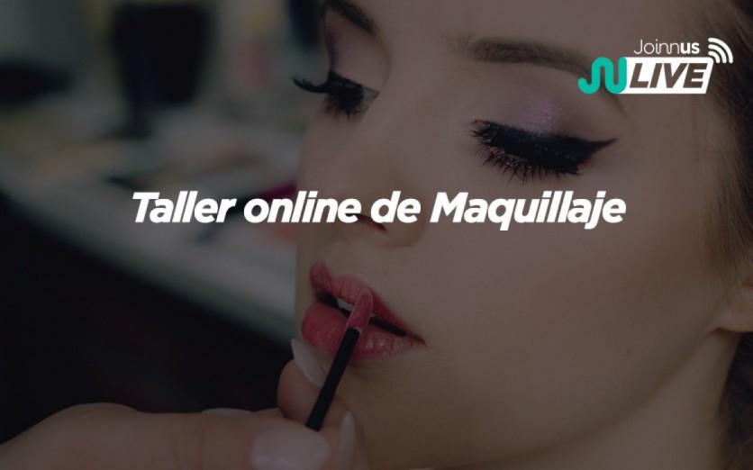Taller online de Maquillaje