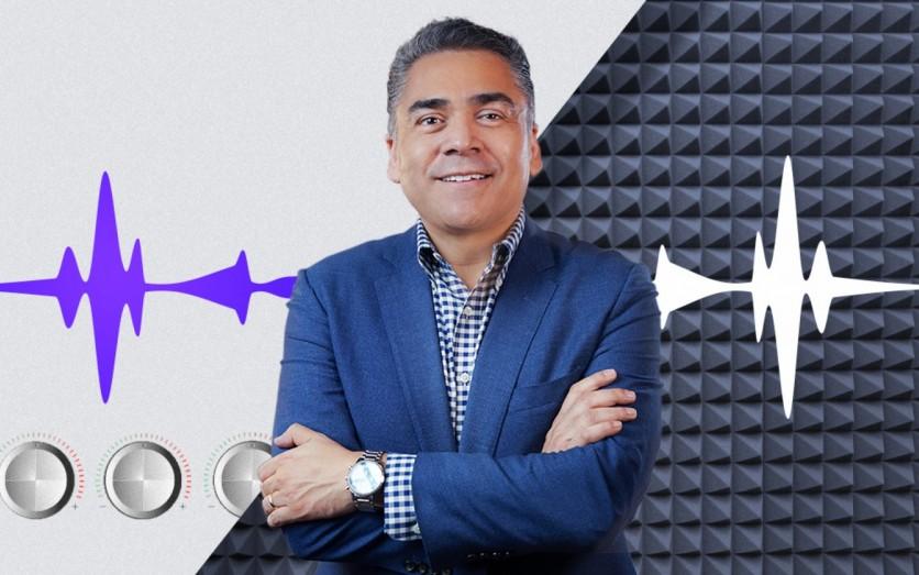 Descubre la locución con Mario Arvizu