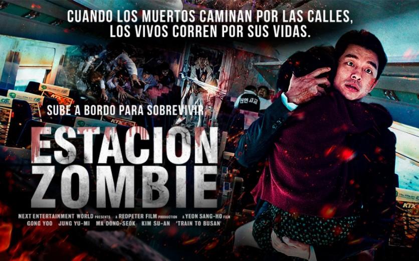 Cine - Estación Zombie