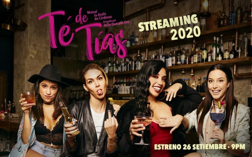 Té de Tías  de Anahi de Cárdenas en Streaming
