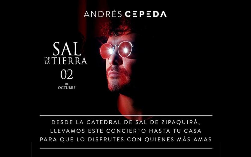 Andrés Cepeda - Sal de la Tierra