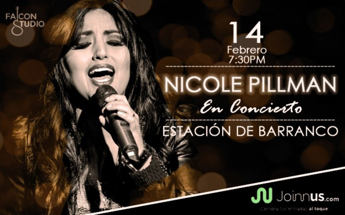 Nicole Pillman en La Estación de Barranco