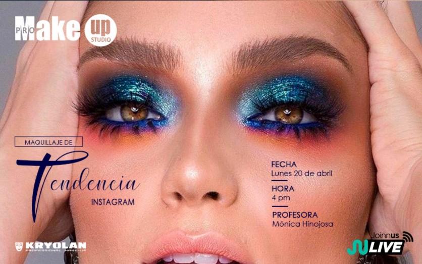 Maquillaje de tendencia Instagram