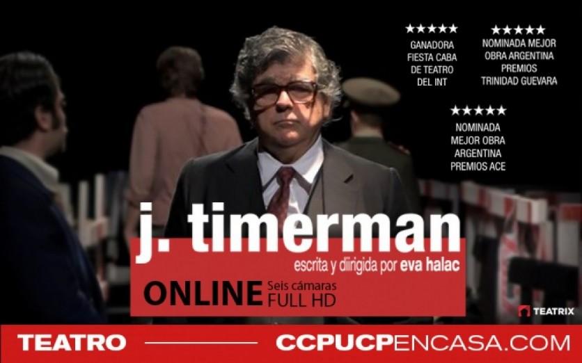 J. TIMERMAN  (Venta disponible hasta el 05/07)