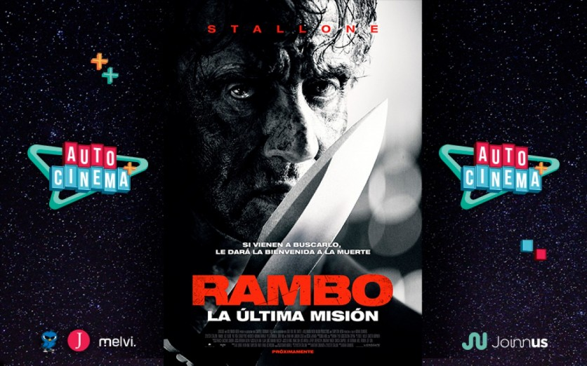 Rambo - La Última Misión (doblada)
