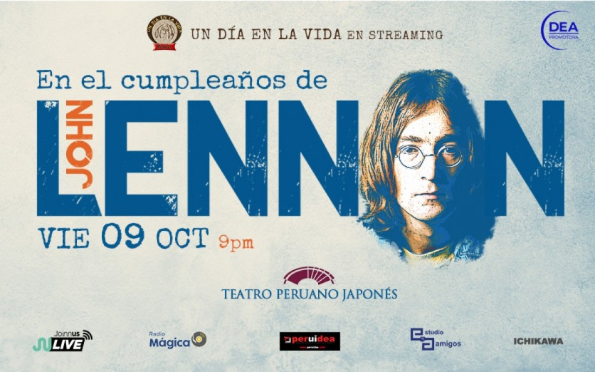HAPPY BIRTHDAY JOHN LENNON, UN DÍA EN LA VIDA