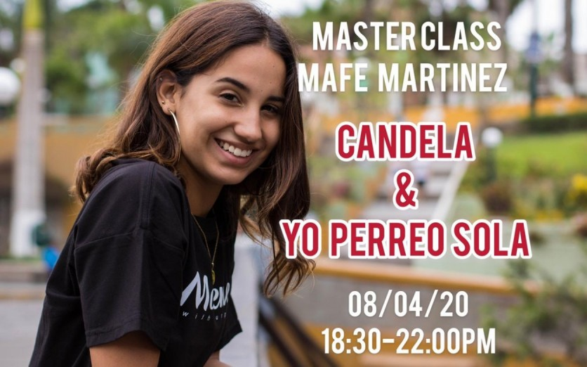 MasterClass con Mafe Martinez