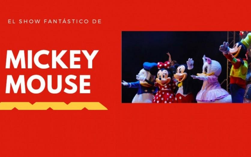 EL SHOW FANTÁSTICO DE MICKEY MOUSE