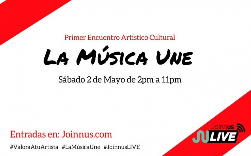 La Música Une – Primer Encuentro Artístico Cultural