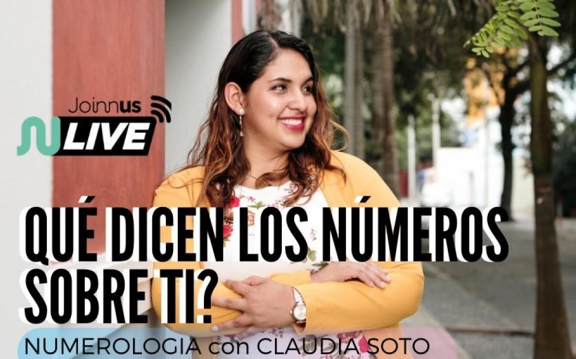 Qué dicen los números sobre ti? Numerologia con Claudia Soto