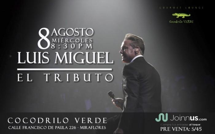 Luis Miguel El Tributo