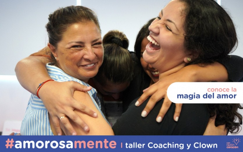 Taller de Coaching y Clown: Amorosamente