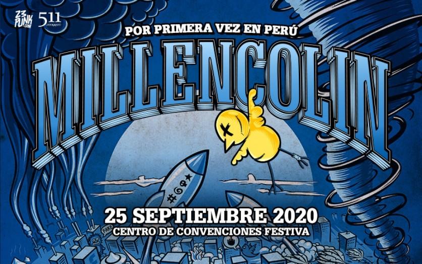 Millencolin en Lima
