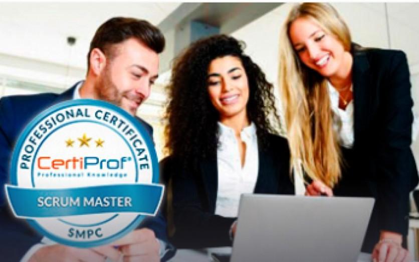"""CURSO ONLINE _Autoestudio """"Scrum Master Professional"""""""