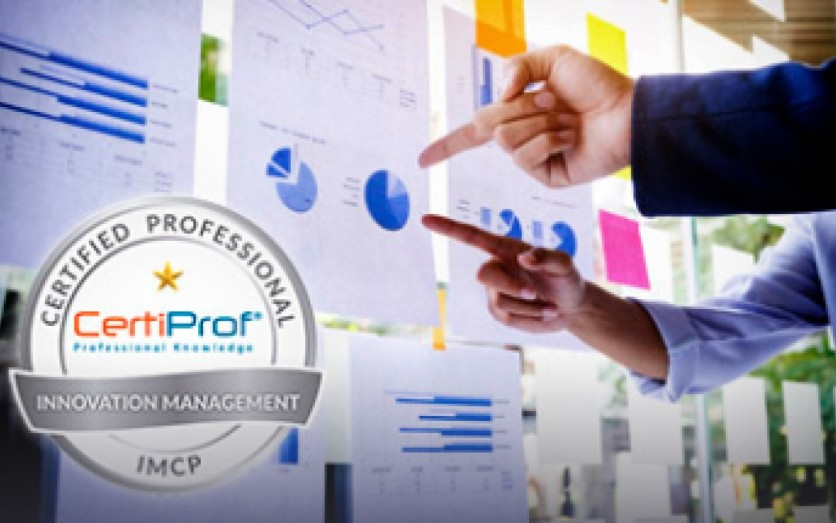 "CURSO ONLINE Autoestudio ""Innovation Management Professional"