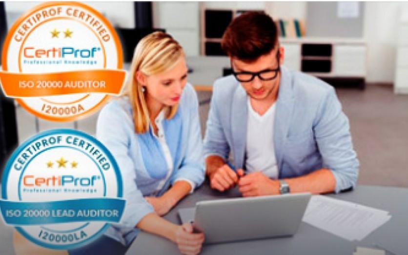 "CURSO ONLINE _Autoestudio""ISO/IEC 20000 Auditor/Lead Auditor"