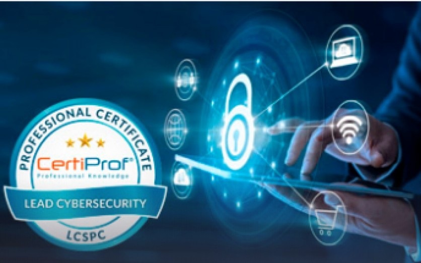 "CURSO ONLINE_Autoestudio ""Lead Cybersecurity Professional"""