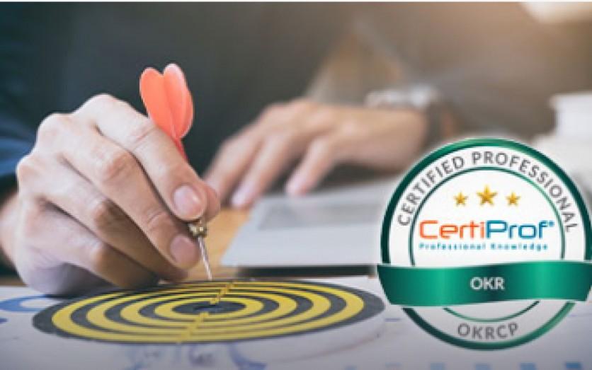 "CURSO ONLINE_Autoestudio""OKR Certified Professional"""