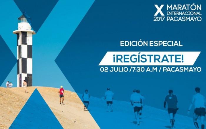 X° Maratón Internacional de Pacasmayo