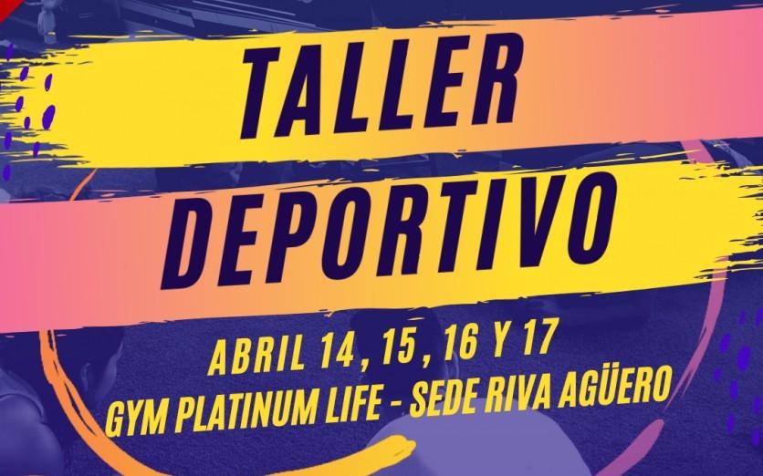 TALLER DEPORTIVO 2020 - AENEF PERÚ & PERUFITNESS