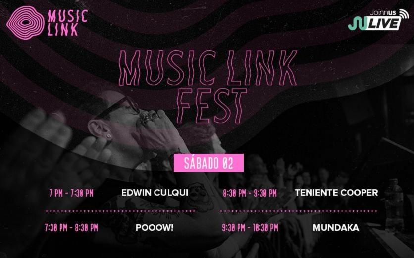 Musiclink Fest - Día 3