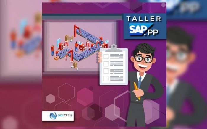 Taller SAP PP – Planificación de Producción (LIMA)