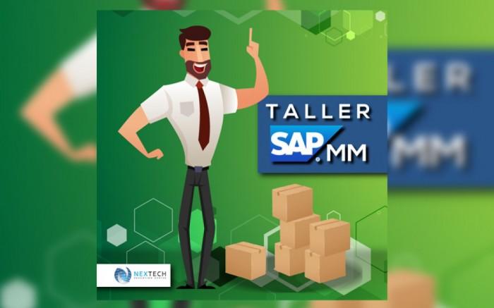 Taller SAP MM – Gestión de Materiales (LIMA)