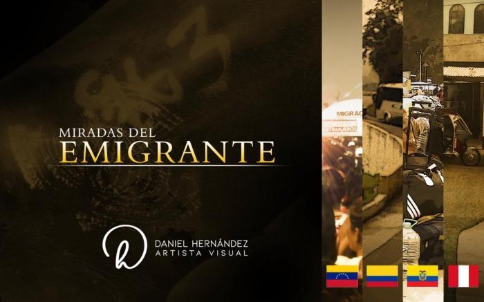 """""""Miradas del Emigrante"""" Galería Virtual"""