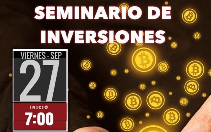 Seminario de Bitcoin