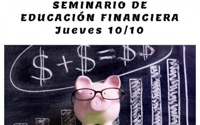 Evento Postergado - Seminario de Educación Financiera