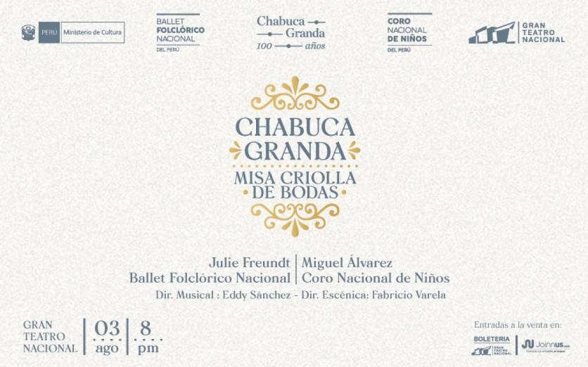 Chabuca Granda: Misa Criolla de Bodas