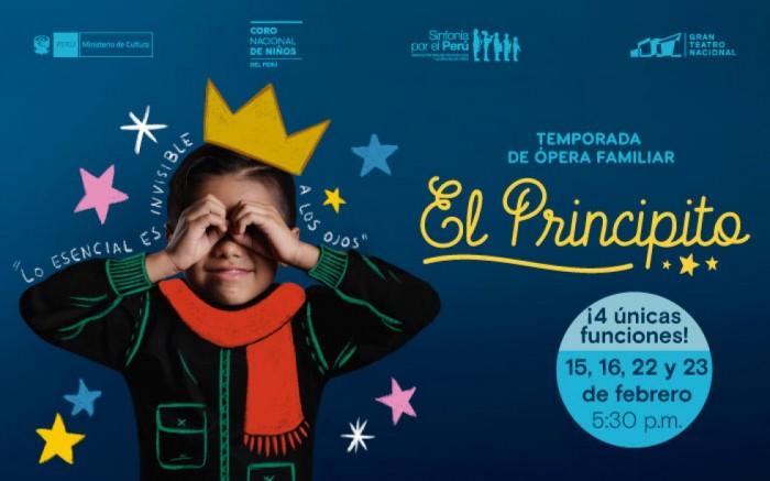 El Principito - Gran Teatro Nacional
