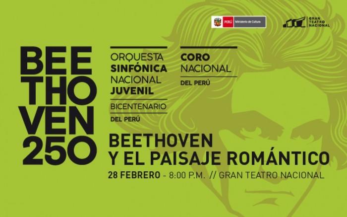 Beethoven y el paisaje romántico - OSNJB