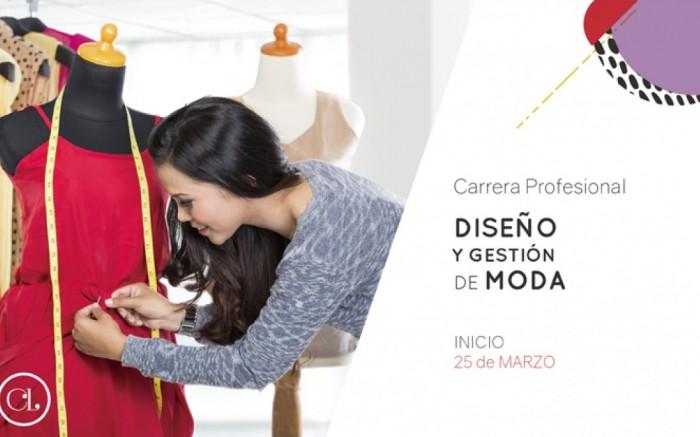 Carrera Profesional Diseño y Gestión de Moda